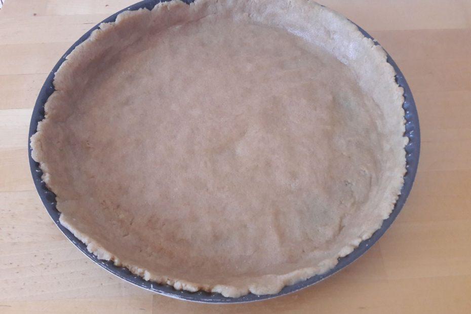 plat pâte brisée maison
