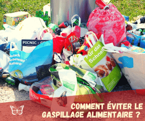 Eviter le gaspillage alimentaire